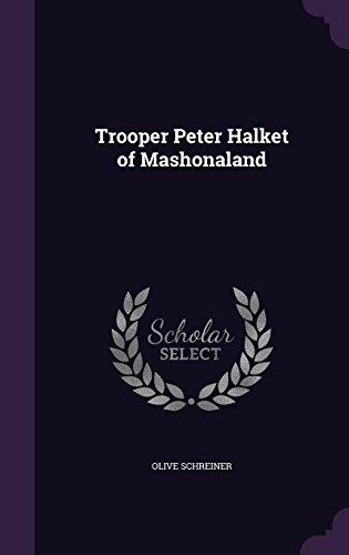 9781357009465: Trooper Peter Halket of Mashonaland