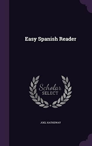9781357450748: Easy Spanish Reader
