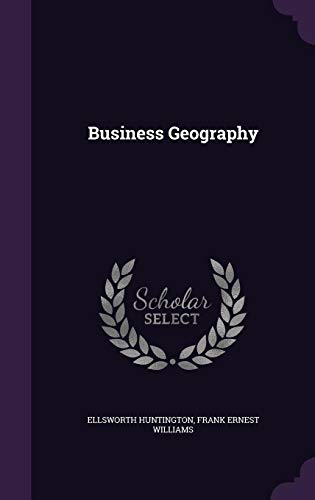 9781357474720: Business Geography
