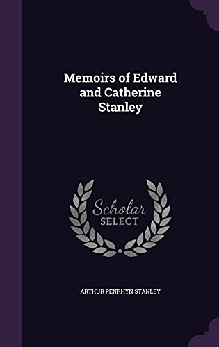 9781357492205: Memoirs of Edward and Catherine Stanley