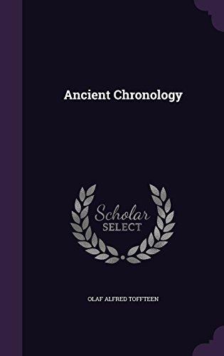 9781357536930: Ancient Chronology