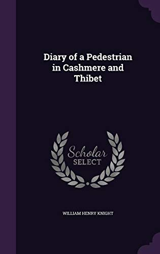 9781357819668: Diary of a Pedestrian in Cashmere and Thibet
