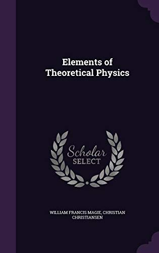 9781358440946: Elements of Theoretical Physics