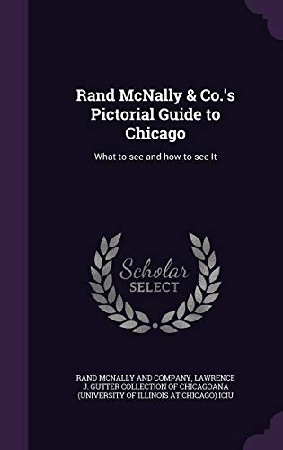 Rand McNally Co. s Pictorial Guide to