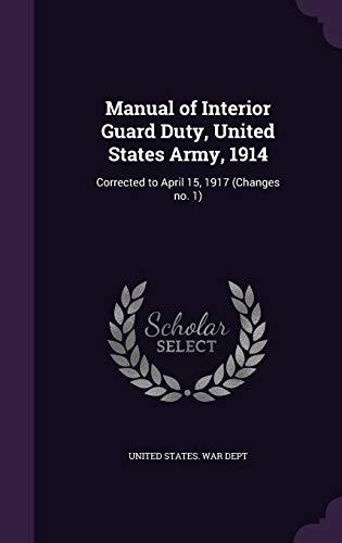 Manual of Interior Guard Duty, United States