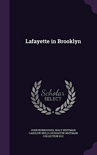 9781359602954: Lafayette in Brooklyn
