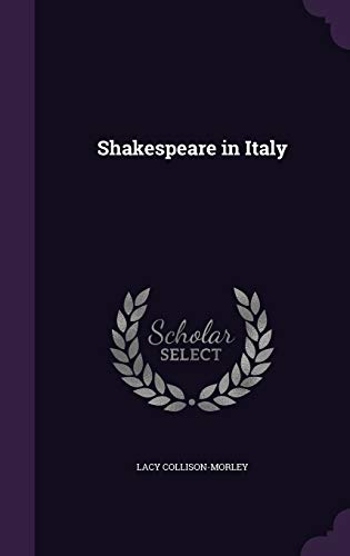 9781359733191: Shakespeare in Italy