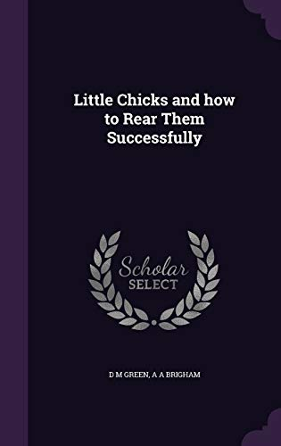 9781359733566: Little Chicks and How to Rear Them Successfully