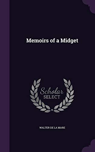 9781359739179: Memoirs of a Midget