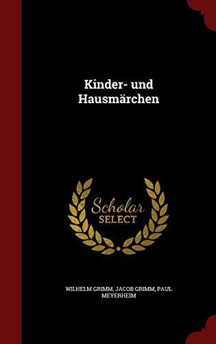 9781359866509: Kinder- Und Hausmarchen (German Edition)