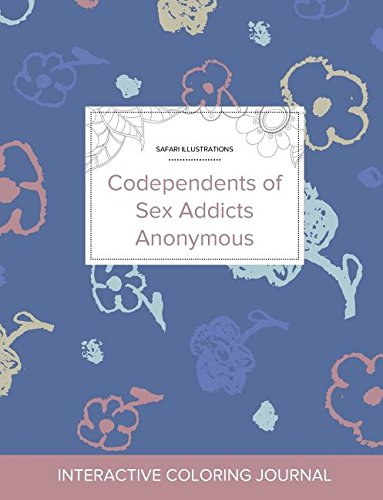 Adult Coloring Journal: Codependents of Sex Addicts: Wegner, Courtney