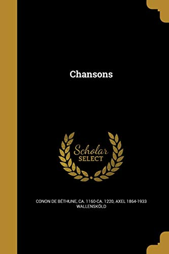 9781361523735: FRE-CHANSONS