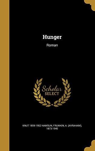 9781362811107: Hunger: Roman (Yiddish Edition)