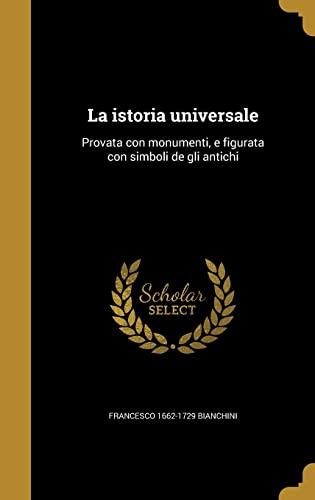9781363172580: ITA-ISTORIA UNIVERSALE