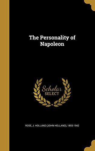 9781363674558: The Personality of Napoleon