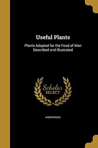 9781363785391: Useful Plants