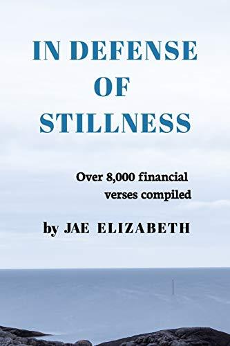 9781364275488: In Defense of Stillness