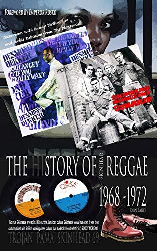 9781364427191: The History Of Skinhead Reggae 1968-1972