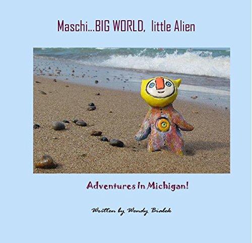 9781364491437: Maschi...BIG WORLD, little Alien