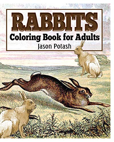 9781364564582: Rabbits Coloring Book for Adults