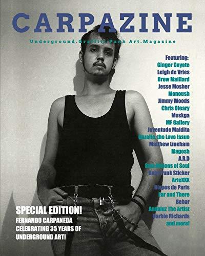 9781364638894: Carpazine Art Magazine