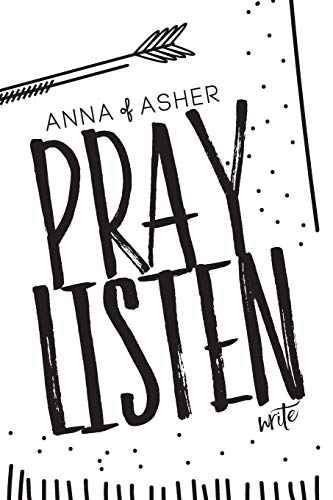 9781364658908: Anna of Asher: 28 Day Prayer Journal
