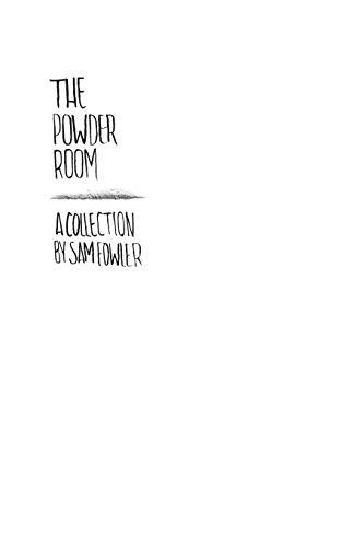 9781364737931: The Powder Room