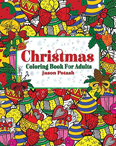 9781364818678: Christmas Coloring Book for Adults