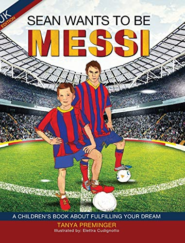 9781364931179: Sean Wants to Be Messi