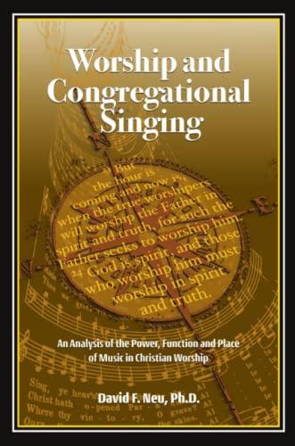 9781365010187: Worship and Congregational Singing