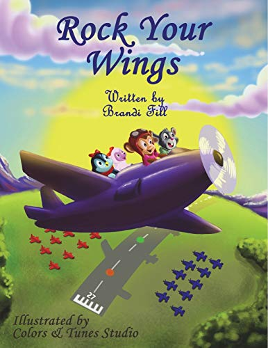 9781365122217: Rock Your Wings
