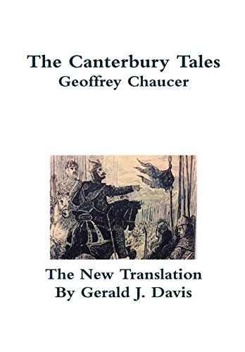 9781365188015: The Canterbury Tales, The New Translation