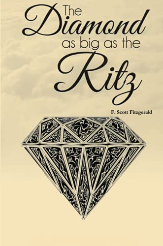 9781365192036: The Diamond as Big as the Ritz