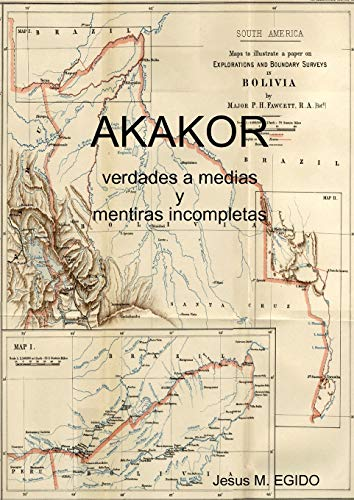 AKAKOR (Spanish Edition): Jesus M. EGIDO
