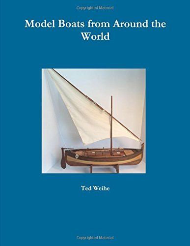 9781365214059: Model Boats from Around the World