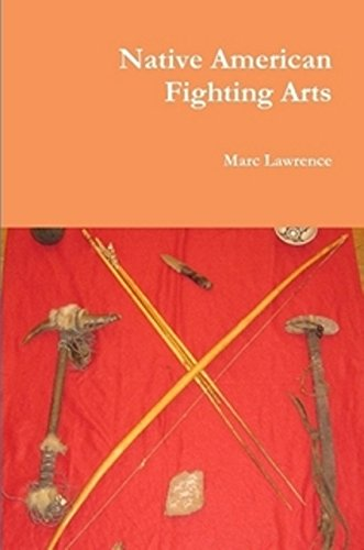 9781365235504: Native American Fighting Arts martial arts book apache indian