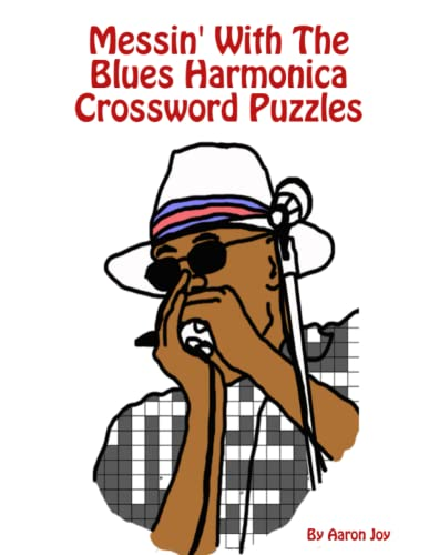 9781365278075: Messin' With The Blues Harmonica Crossword Puzzles