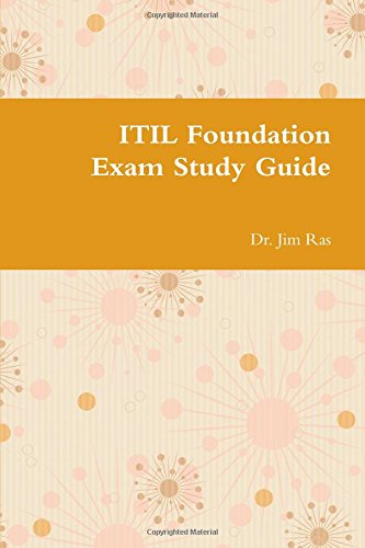 9781365368776: ITIL Foundation Exam Study Guide