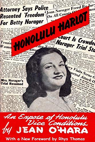 Honolulu Harlot (Paperback): Jean O Hara
