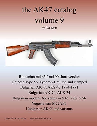 the Ak47 Catalog Volume 9 (Paperback): Rob Stott