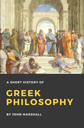 9781365401596: A Short History of Greek Philosophy