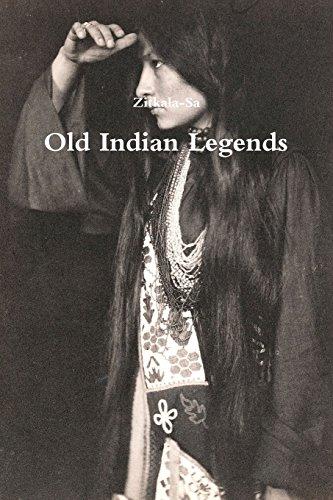 9781365414688: Old Indian Legends