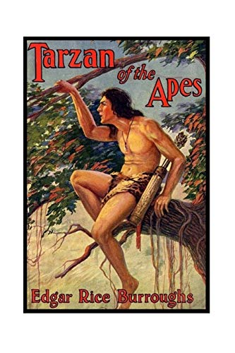 9781365561979: Tarzan of the Apes