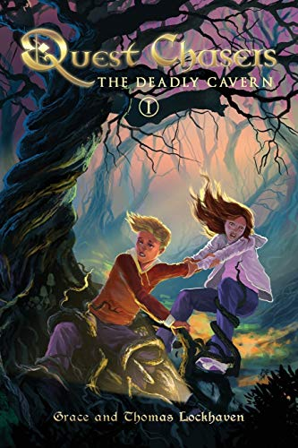 9781365609886: Quest Chasers: The Deadly Cavern