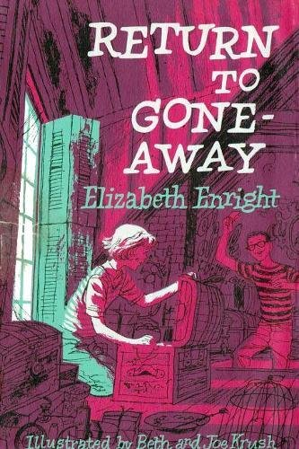 9781365889165: Return To Gone-Away