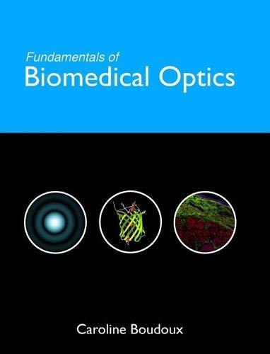9781366446190: Fundamentals of Biomedical Optics