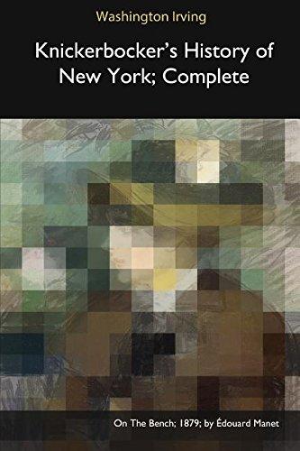 9781366507921: Knickerbocker's History of New York, Complete