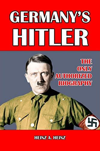 9781366820303: Germany's Hitler