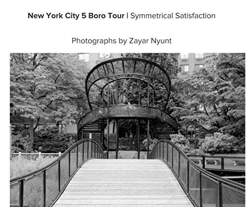 9781367281745: New York City 5 Boro Tour | Symmetrical Satisfaction