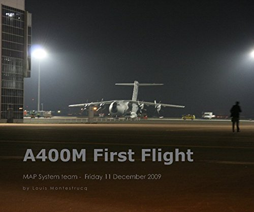 9781367642409: A400M First Flight